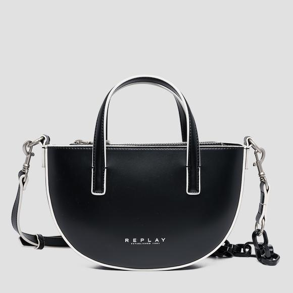 REPLAY half-moon bag - Replay FW3102_000_A0418_098_1