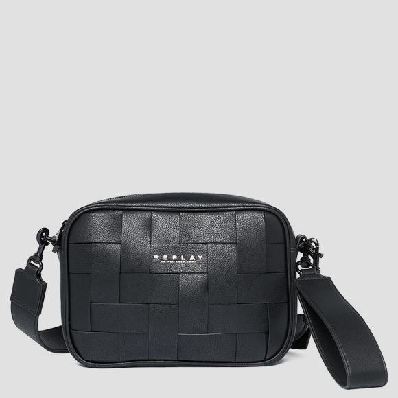 REPLAY reversible crossbody bag - Replay FW3104_000_A0355B_098_1