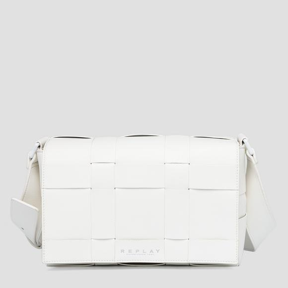 Reversible bag with flap - Replay FW3106_000_A0355B_001_1