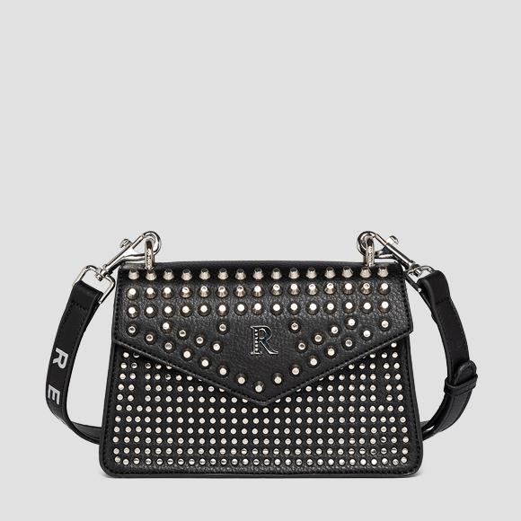Crossbody bag with studs - Replay FW3130_000_A0132D_098_1
