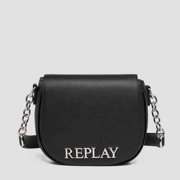 REPLAY bag with saffiano effect - Replay FW3138_000_A0283_098_1