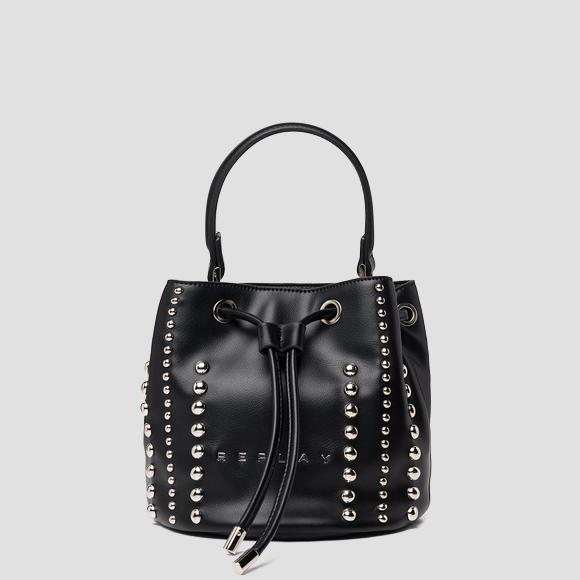 Bucket bag with studs - Replay FW3186_000_A0157B_098_1