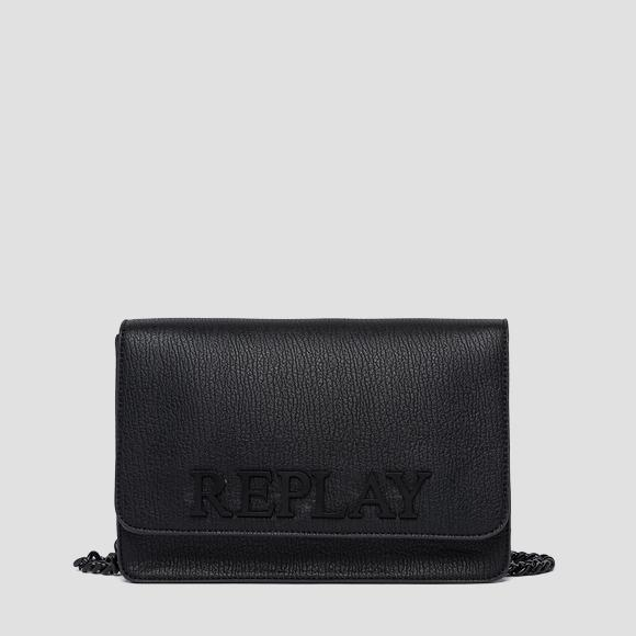 Crossbody bag with REPLAY writing - Replay FW3788_000_A0337A_098_1