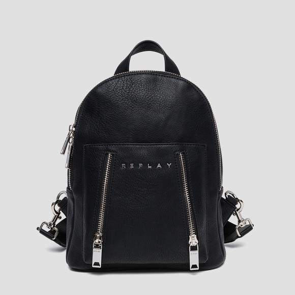 Backpack with double zipper - Replay FW3799_000_A0362_098_1