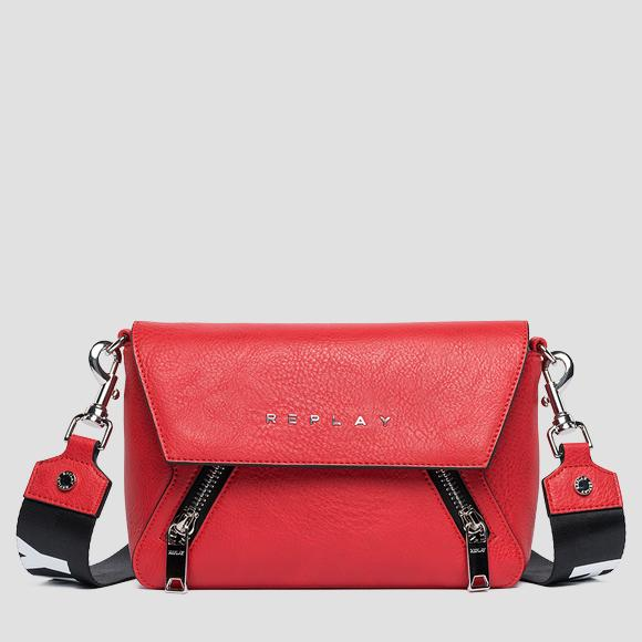Crossbody bag with double zipper - Replay FW3800_000_A0362_260_1