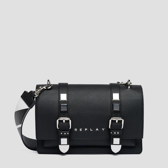 Shoulder bag with studs - Replay FW3806_000_A0363_098_1