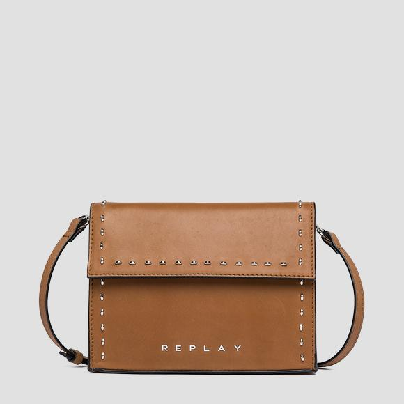 Shoulder bag with flap - Replay FW3834_000_A3127C_045_1