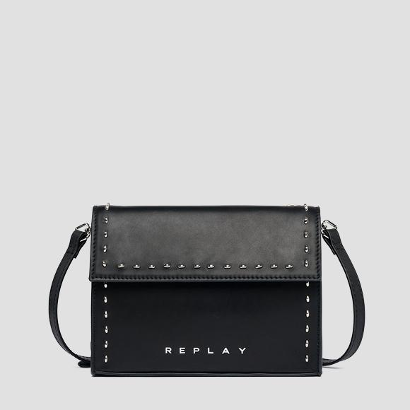 Shoulder bag with flap - Replay FW3834_000_A3127C_098_1