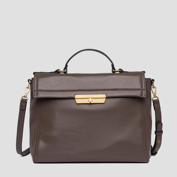 Eco-leather handbag - Replay FW3860_000_A0393_126_1