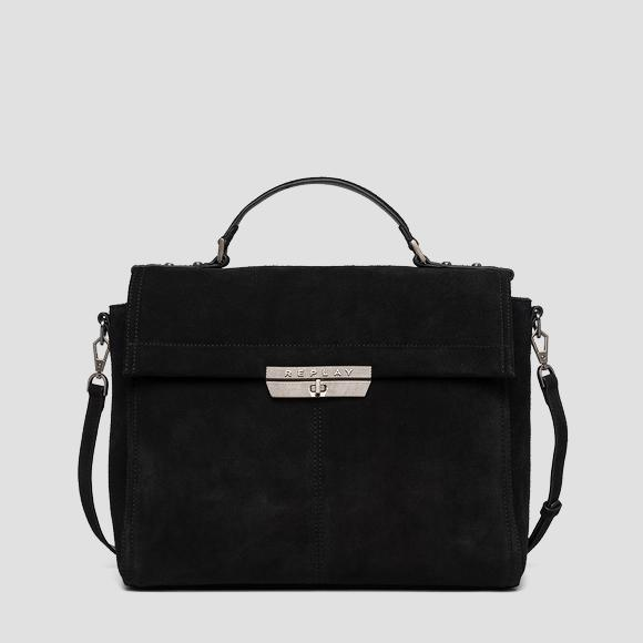 REPLAY-Tasche Vittoria aus Natural Suede - Replay FW3860_000_A3154_098_1