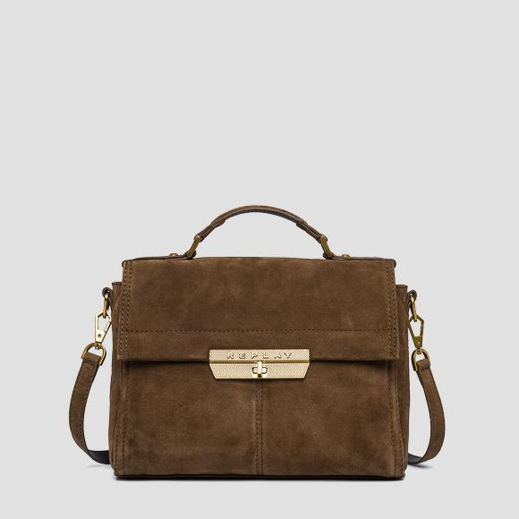 REPLAY-Tasche Vittoria Baby aus Natural Suede - Replay FW3861_000_A3154_059_1