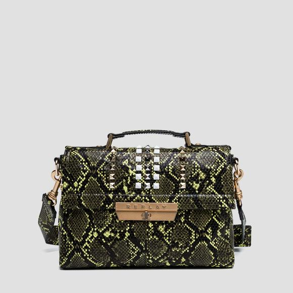 Python shoulder bag with studs - Replay FW3861_002_A0247E_394_1
