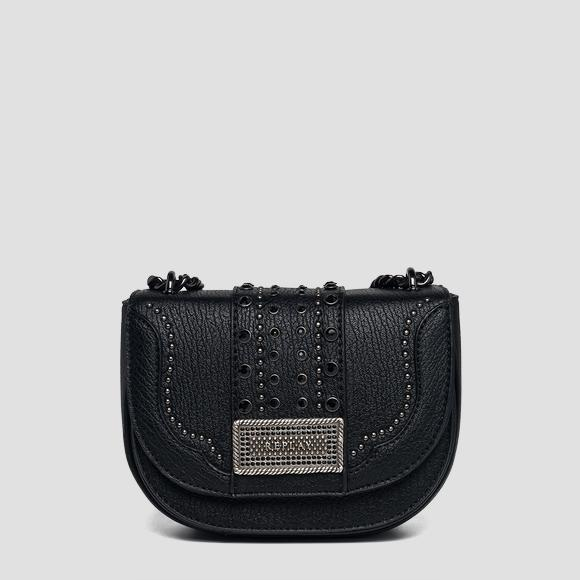 Shoulder strap with studs and chain - Replay FW3863_000_A0337A_098_1