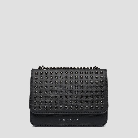 Shoulder bag with studs - Replay FW3911_007_A0060_299_1