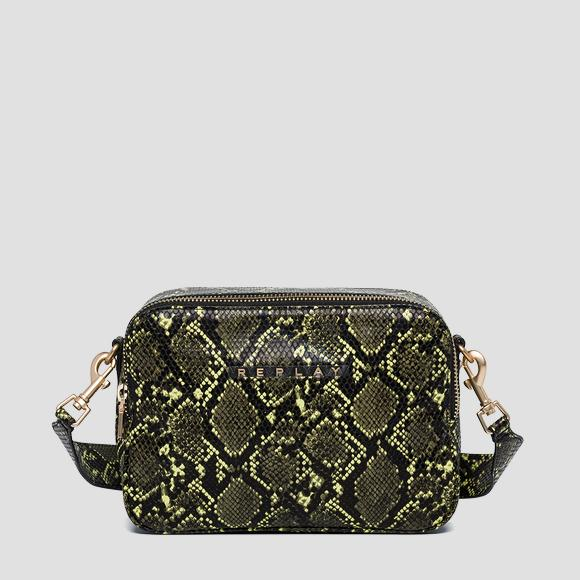 Shoulder bag with double compartment - Replay FW3912_000_A0247E_394_1
