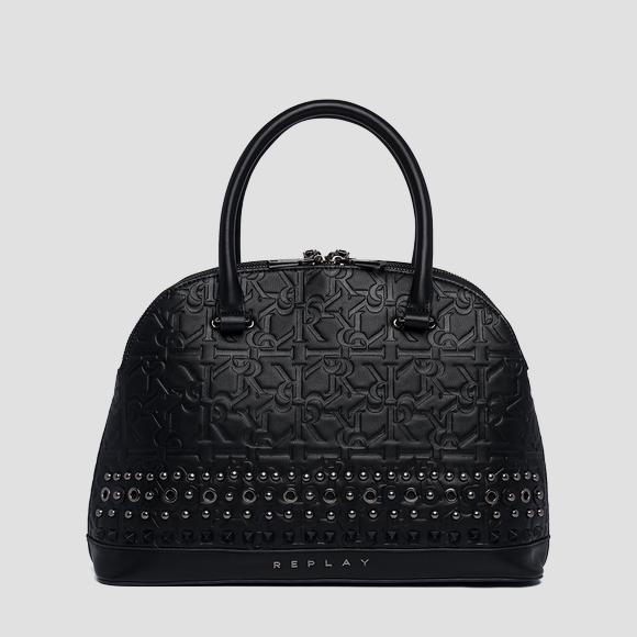 Handbag with studs - Replay FW3935_000_A0362B_098_1