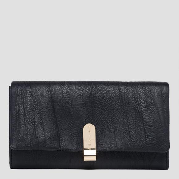 Wallet with plate - Replay FW5203_000_A3174_098_1