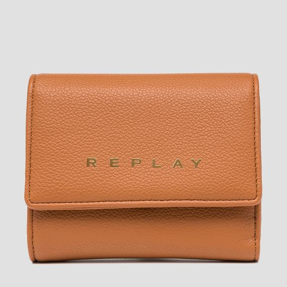 REPLAY wallet with flap - Replay FW5258_000_A0363C_133_1