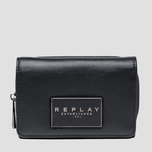 REPLAY ESTABLISHED 1981 wallet - Replay FW5279_000_A0437_098_1