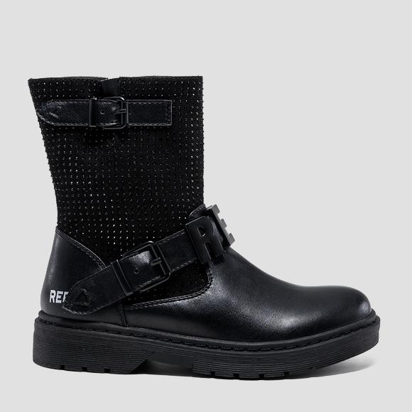 Girls' CULT mid cut boots- REPLAY&SONS GBL18_000_C0008S_003_1