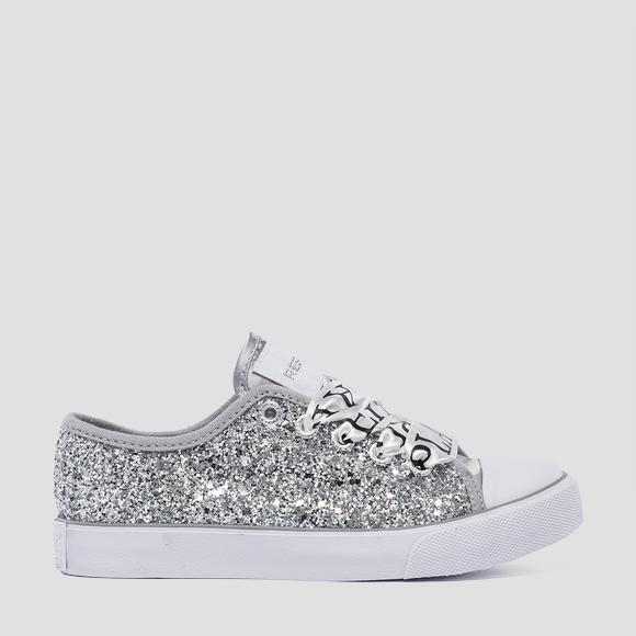 Sneakers con lacci bambina COOK- REPLAY&SONS GBV08_000_C0110S_050_1