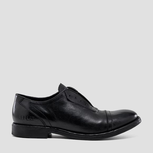 Men's HARTFIELD leather shoes - Replay GMC86_000_C0011L_003_1