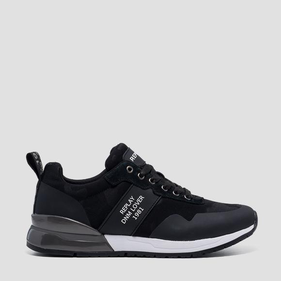 Sneakers homme BULWER à lacets - Replay GMS1C_000_C0013T_003_1
