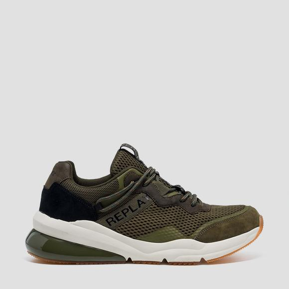 Sneakers homme BLINMAN à lacets - Replay GMS1Q_000_C0003T_039_1