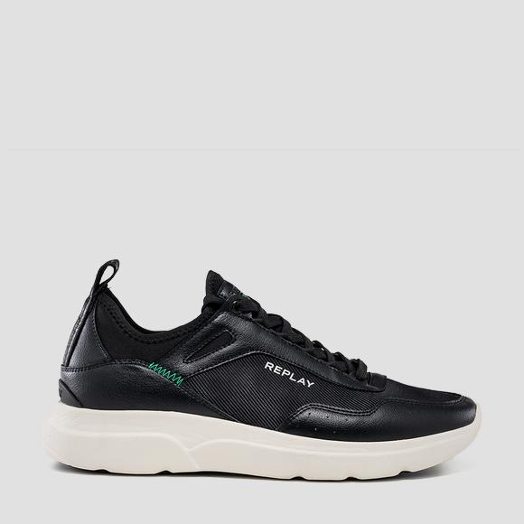 Sneakers uomo con lacci KITFILED - Replay GMS3T_000_C0003T_003_1