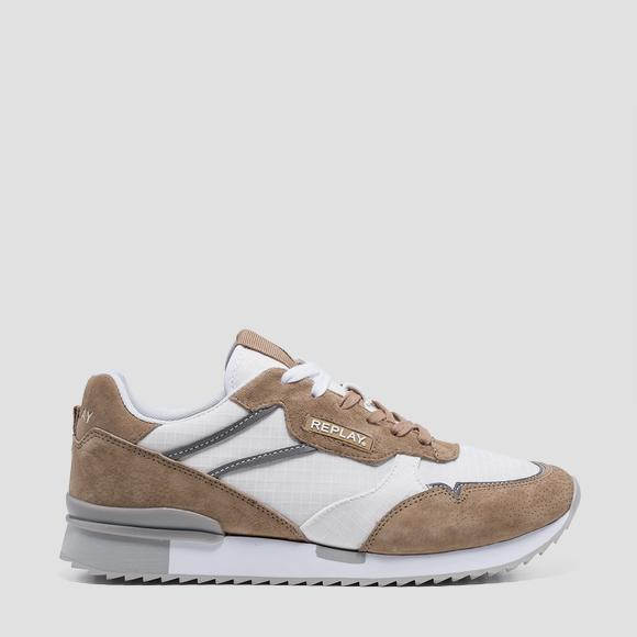 Sneakers homme HASFORD à lacets - Replay GMS68_000_C0025T_352_1