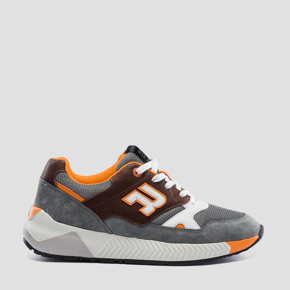 Sneakers homme HAWTHORN à lacets - Replay GMS83_000_C0006L_1429_1
