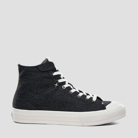 Men's REBEL DUST mid cut sneakers - Replay GMV98_000_C0017T_003_1