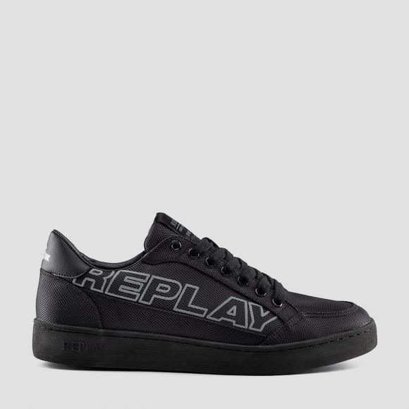 Men's SHEFFIELD lace up sneakers - Replay GMZ1G_000_C0018T_003_1
