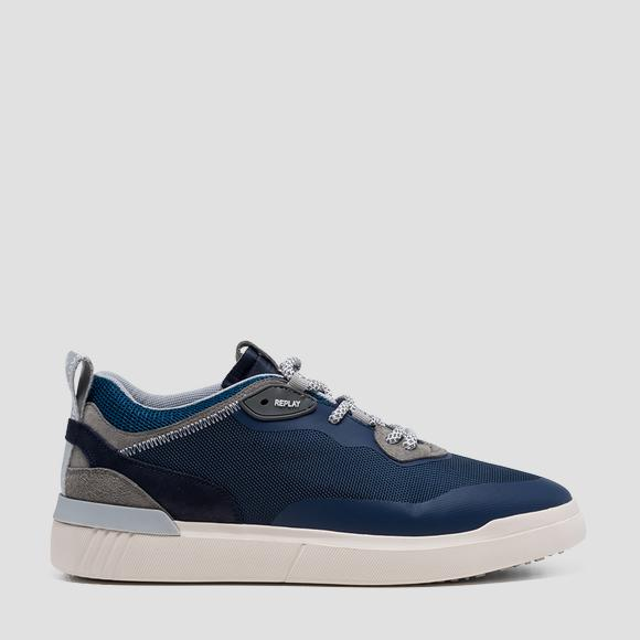 Sneakers homme PICKLE à lacets - Replay GMZ2L_000_C0002T_040_1