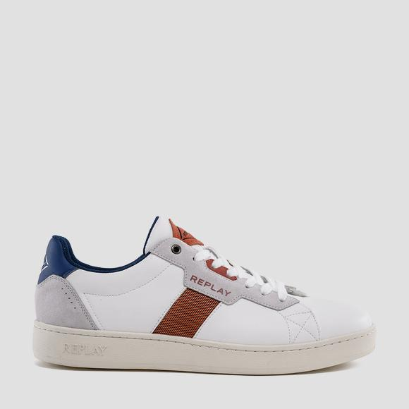 Men's GROUND lace up sneakers - Replay GMZ2V_000_C0011S_064_1