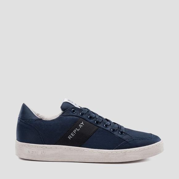 Sneakers homme DPREET à lacets - Replay GMZ52_000_C0012S_040_1