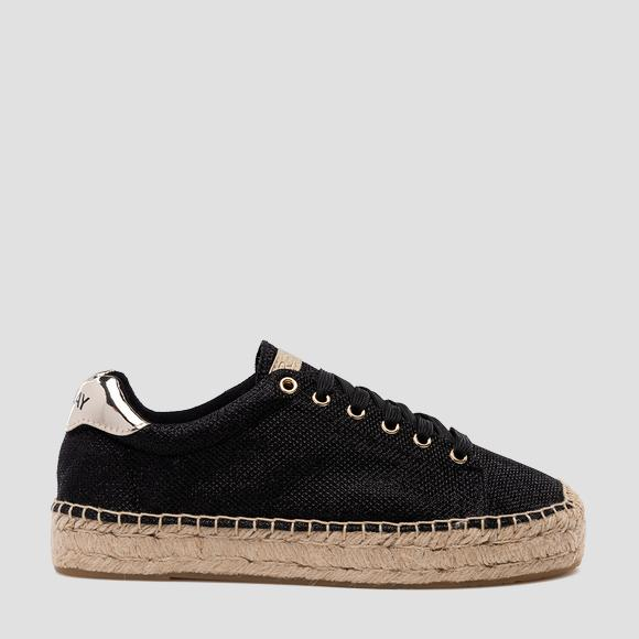Women's WINN lace up espadrilles - Replay GWF22_000_C0024S_003_1