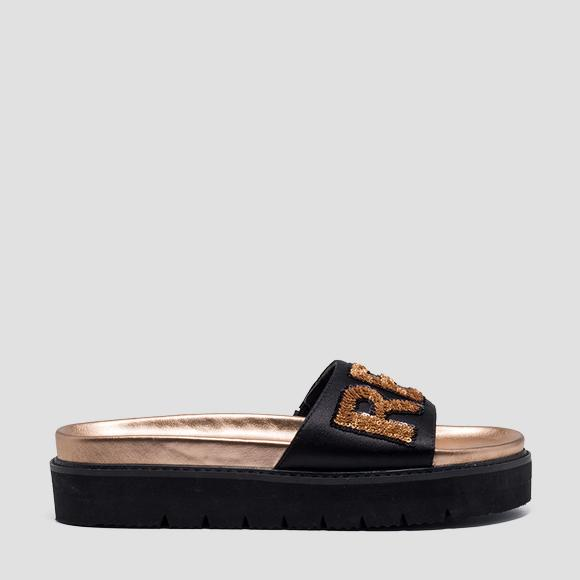 Mules-sandales femme NASEBY - Replay GWF81_000_C0010T_2200_1