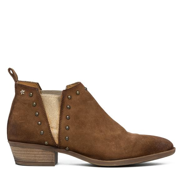 NEDY women's leather Chelsea boot - Replay GWL40_000_C0003L_056_1