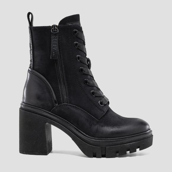 Women's LINEBOOK lace up boots - Replay GWN62_000_C0007S_003_1