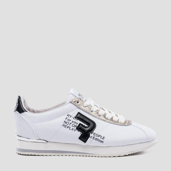Women's DRAFT lace up sneakers - Replay GWS1A_000_C0005S_061_1