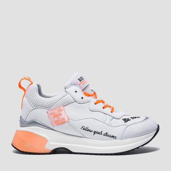 Women's WELAKA lace up sneakers - Replay GWS1B_000_C0007S_061_1