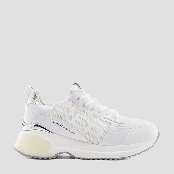 Women's KINGSVILLE lace up sneakers - Replay GWS1B_000_C0040S_061_1