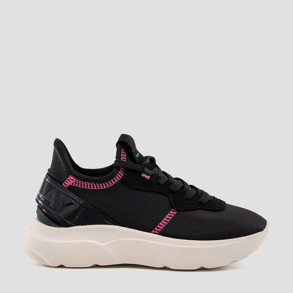 Women's FAIRWOD lace up sneakers - Replay GWS3R_000_C0006T_003_1