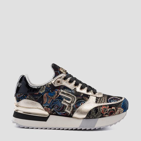 Sneakers femme WILLWOOD à lacets - Replay GWS63_000_C0022S_003_1