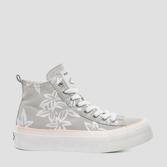 Women's KIDWELL mid cut sneakers - Replay GWV1G_000_C0001T_052_1