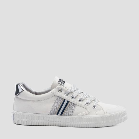 Women's EXTRA lace up sneakers - Replay GWV75_000_C0005T_081_1