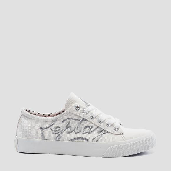 Women's SHINA lace up sneakers - Replay GWV79_000_C0010T_041_1