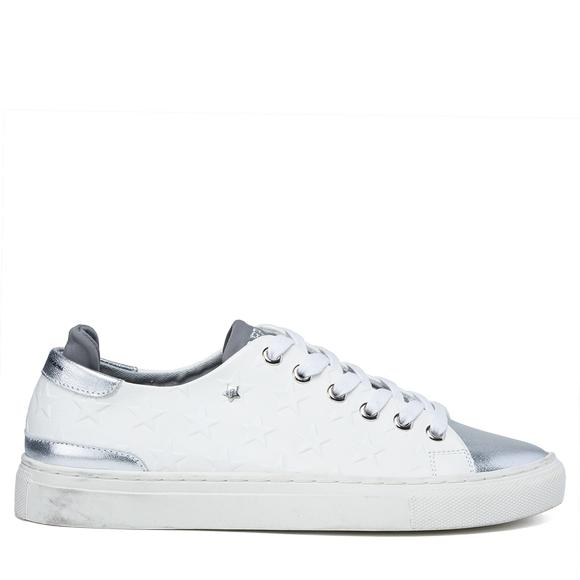 MARKET women's leather sneakers - Replay GWZ79_000_C0011L_081_1