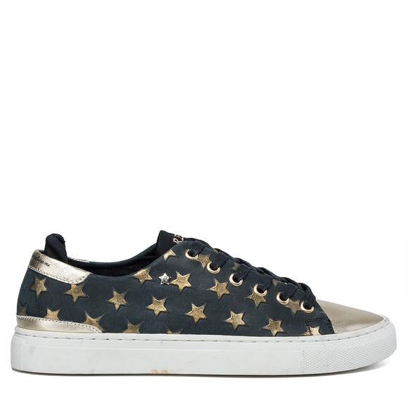 MARKET women's leather sneakers - Replay GWZ79_000_C0011L_2342_1